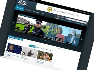 Channel 4 reveals TV and mobile app syncing plans | TechRadar