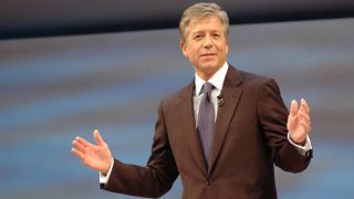 Bill McDermott, SAP CEO