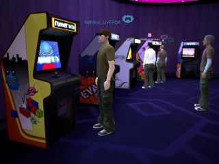 Home is a big arcade...