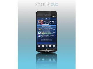 Sony Ericsson Xperia Duo - perhaps, perhaps, perhaps