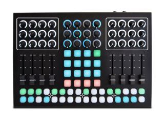 The Cntrl:R is Livid's all-new hand-crafted control surface.