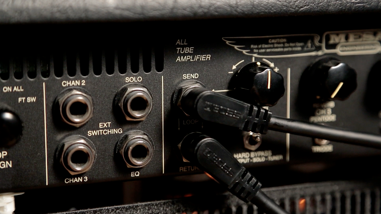 MusicRadar basics: how does the guitar effects loop work?