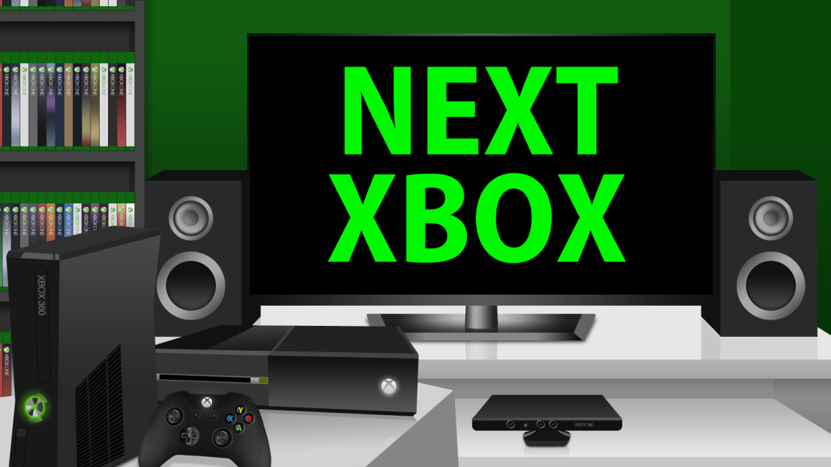 The Xbox Two is going to happen