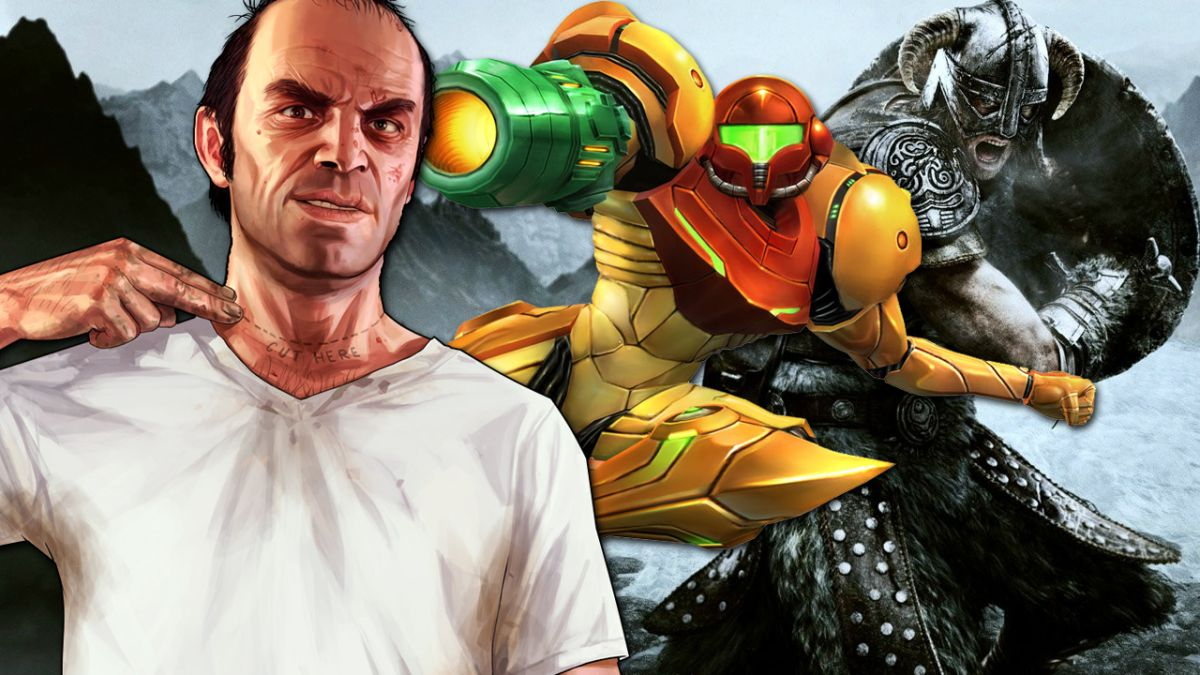 The 100 best games ever
