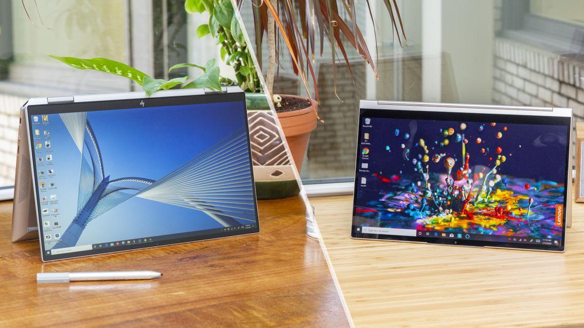 Lenovo Yoga C940 Vs Hp Spectre X360 Laptop Mag