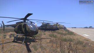 Arma 3 Helicopter DLC