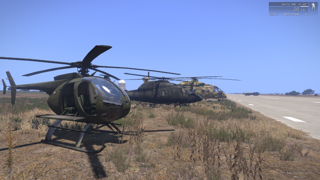 Changing Arma 3's helicopters is Bohemia's first step toward