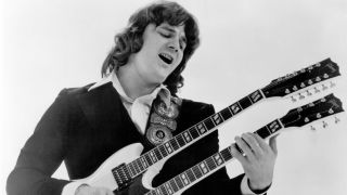 Steve Miller: one of the great West Coast blues guitarists