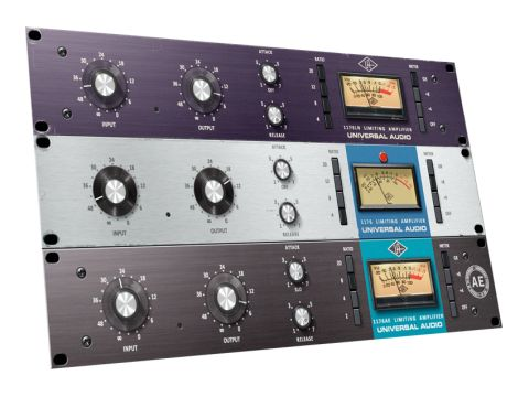 UAD's new collection offers three 'versions' of the classic 1176 compressor/limiter.