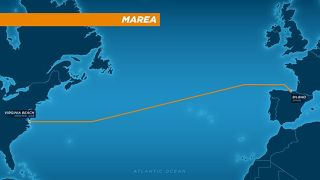 Facebook Microsoft undersea cable