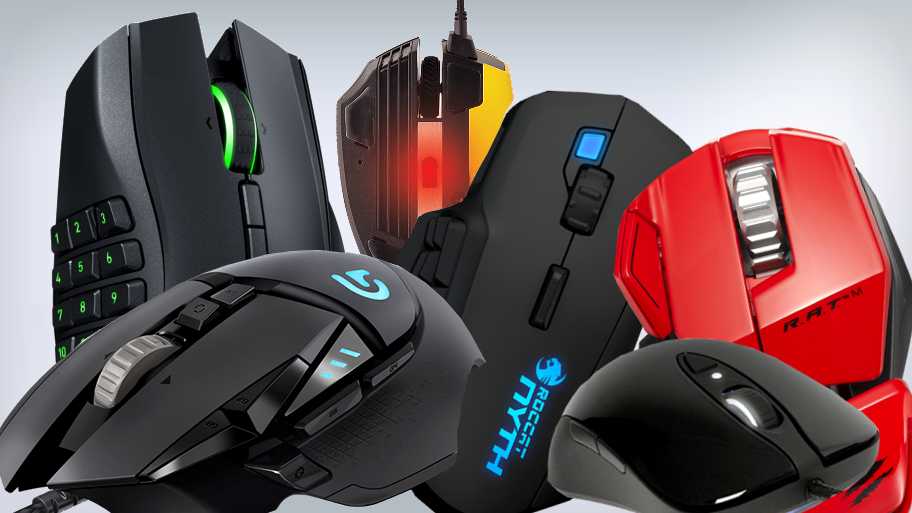 best pc gaming mice