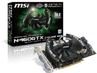 MSI's latest grpahics cards