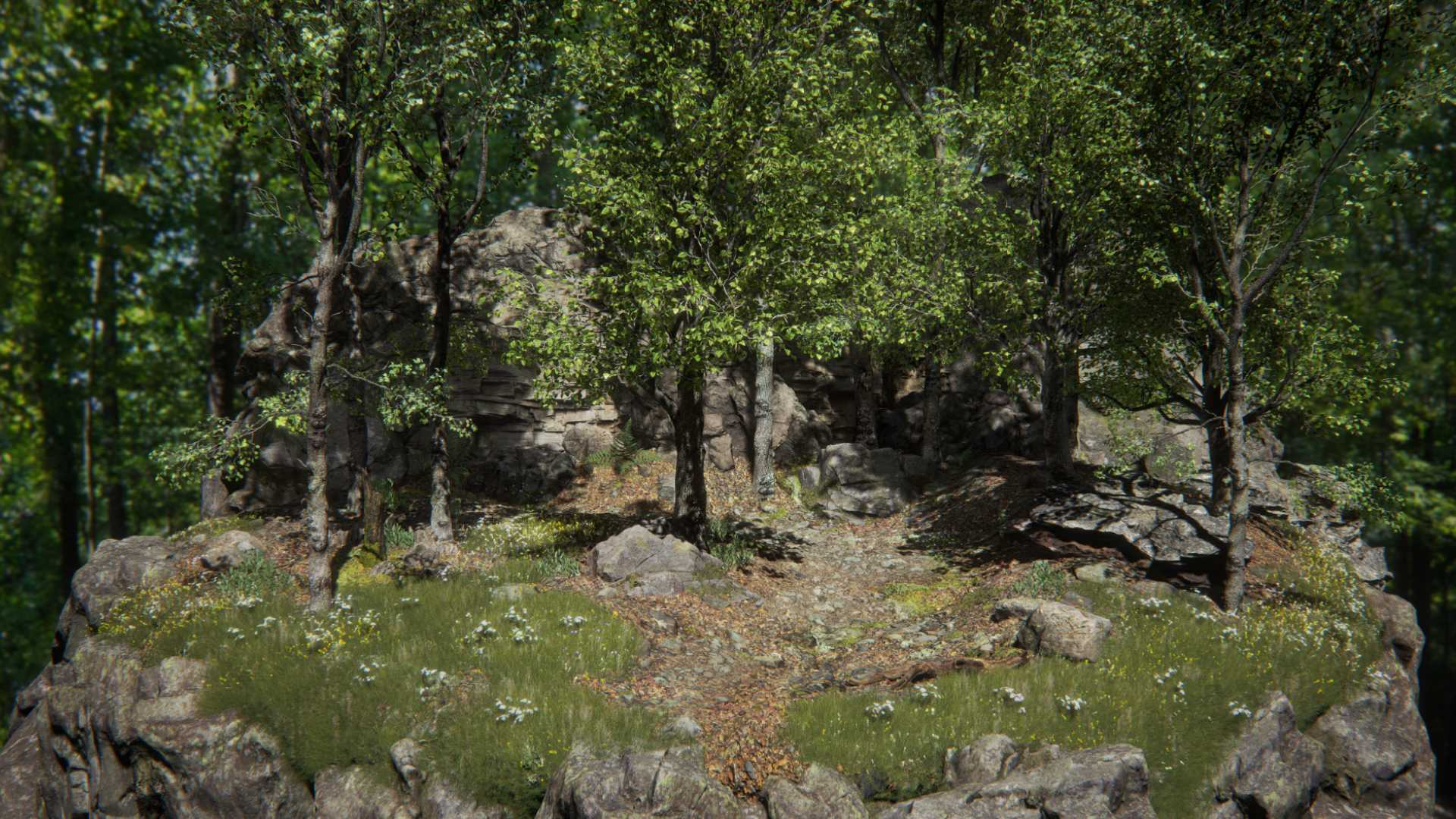 Epic gives away fantastic Unreal Engine 4 assets for free | PC Gamer