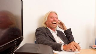 Richard Branson shares his vision of a sustainable world