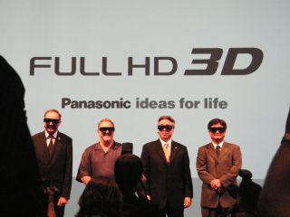 Panasonic putting a lot of faith in 3D