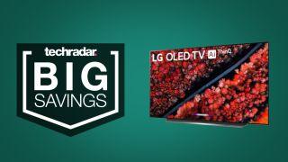 OLED TV deals sales prices QLED TV deals