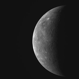 Whole New Mercury Promised by NASA Spacecraft