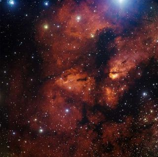 Stars Born in Violent Cosmic Cradle