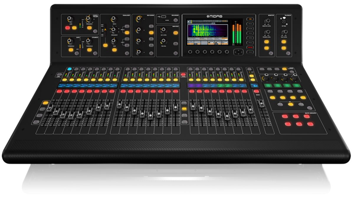 The 10 best consoles for live mixing 2019: our pick of the best gig