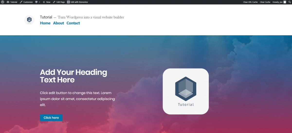 How to turn WordPress into a visual builder | Creative Bloq