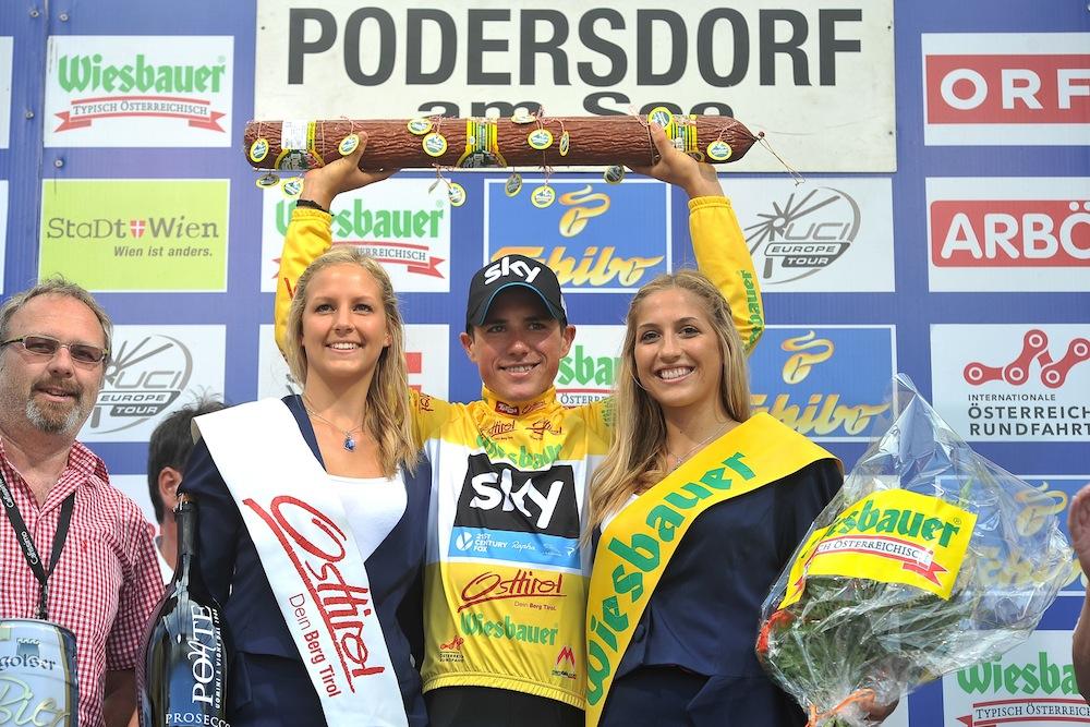 """I've won what?!"" The weirdest cycle race podium prizes"