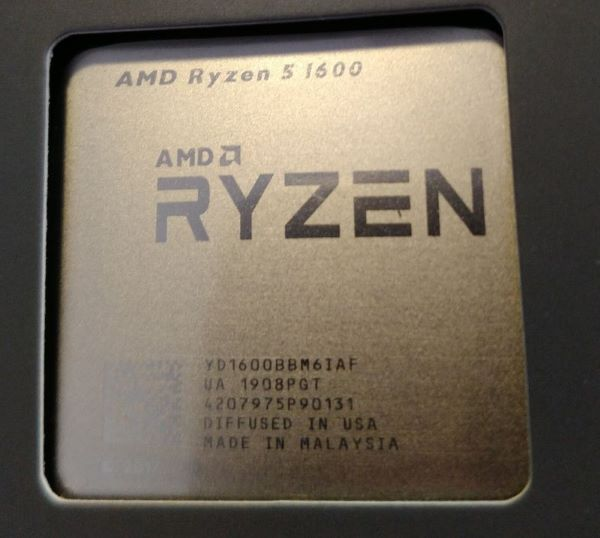 That S Ryzen Af Some Amd First Gen Chips Are Apparently Getting A 12nm Makeover Tom S Hardware