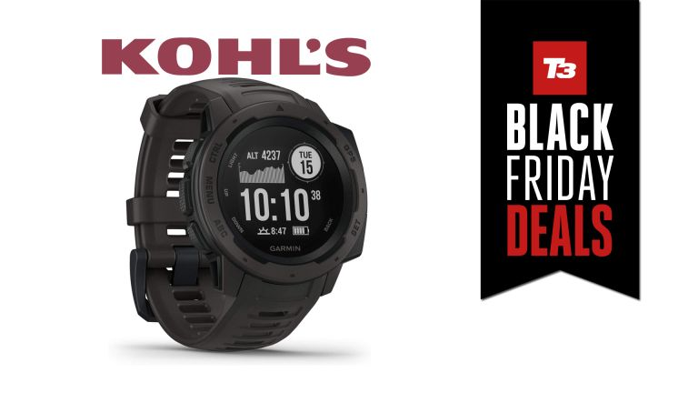 Best Kohls Cyber Monday Garmin watch deals