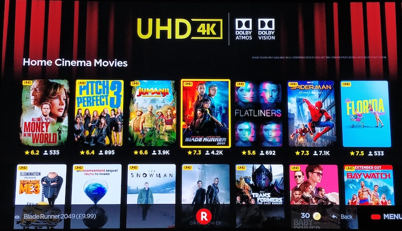 LG 4K TV owners can now rent Dolby Atmos and Vision films | What Hi-Fi?