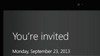 Microsoft invite
