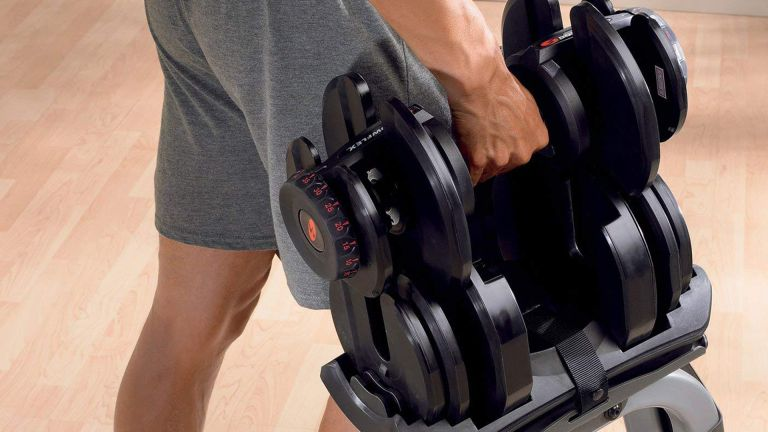 Bowflex Selecttech 1090i Dumbbells review