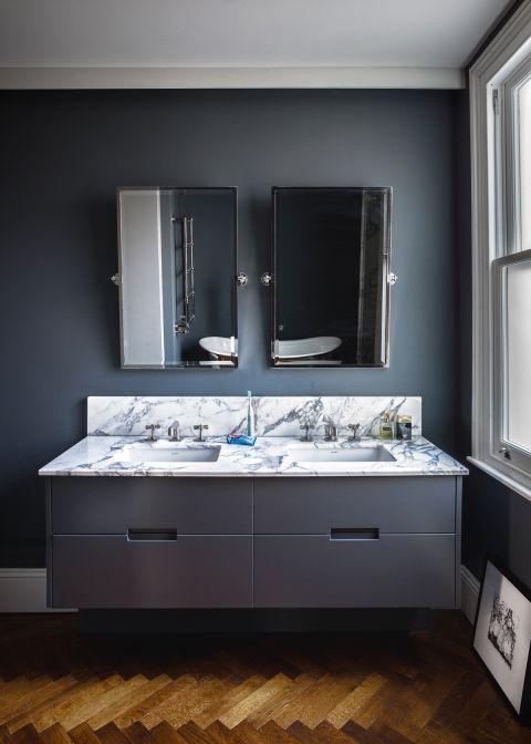 His And Hers Double Vanity Ideas Double Bathroom Sink Ideas Livingetc