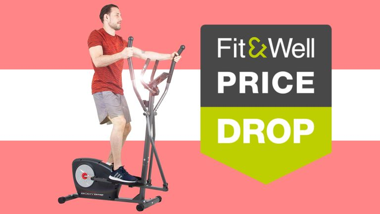 Walmart cross trainer deal