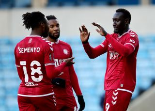 Millwall v Bristol City – Emirates FA Cup – Fourth Round – The Den