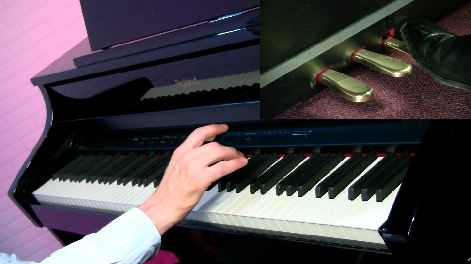 musicradar basics digital piano key action and pedals explained musicradar. Black Bedroom Furniture Sets. Home Design Ideas