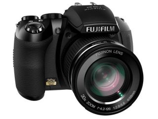 The Fujifilm HS10 joins the ultra-zoom brigade