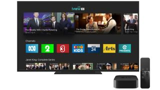 ABC iview Apple TV