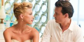 Johnny Depp Allegedly Accused Amber Heard Of Pooping In Their Bed After Argument