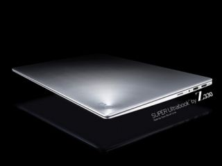 LG Z430 Super Ultrabook to strut its stuff at CES 2012