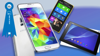 Samsung Galaxy S5 takes Best In Show in TechRadar's MWC 2014 Awards