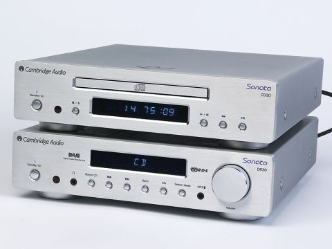 Cambridge Audio Sonata CD Player receiver