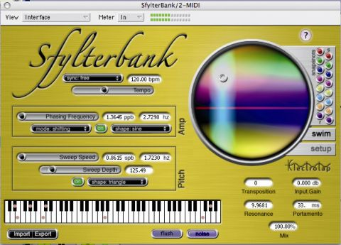 Hipno is an intriguing collection of virtual instruments and effects