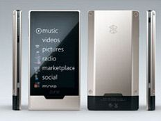 Zune HD - creating a buzz