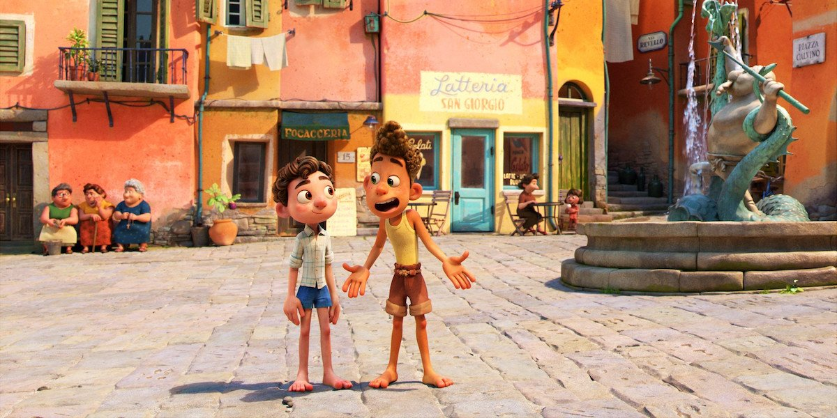 Disney+'s Luca Review: An Affecting Ode To Summer And An Especially Unique Pixar Film