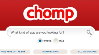 Apple omits Android searches from Chomp app