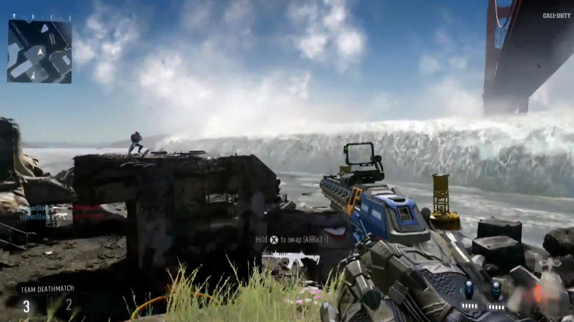 call of duty advanced warfare 2 player offline