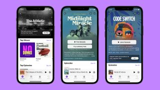 Apple Podcasts Subscriptions design