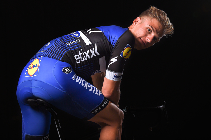 Marcel Kittel in Etixx-QuickStep kit 2016