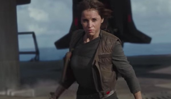 Rogue One: A Star Wars Story Jyn Erso