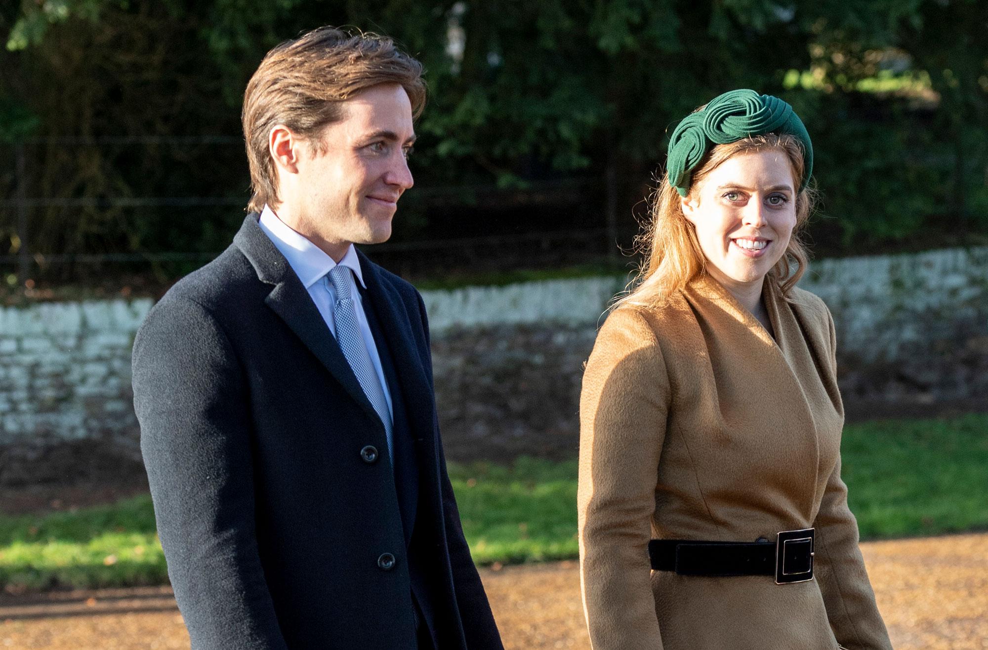 Princess Beatrice Married Buckingham Palace Confirms Princess