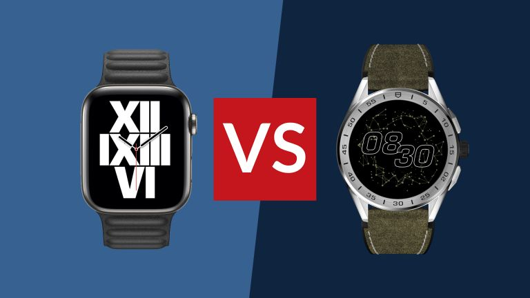 Apple Watch Series 6 vs TAG Heuer Connected